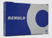 100-1 ANSI Renold Chain 10ft Box