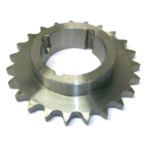 61-23 Simplex Sprocket, Taper Bush